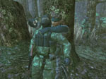 MGS3 screenshot
