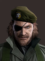 MGS: Peace Walker render